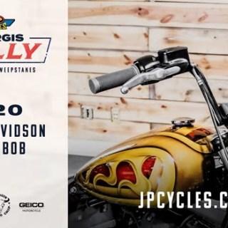 J&P Cycles Harley Davidson Motorcycle Sweepstakes