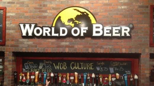 Tell World of Beer Feedback Survey