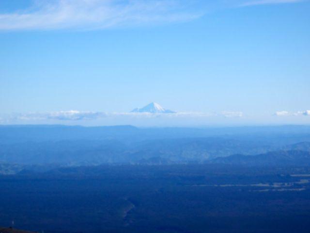 Mt. Egmont: Floating Mountain