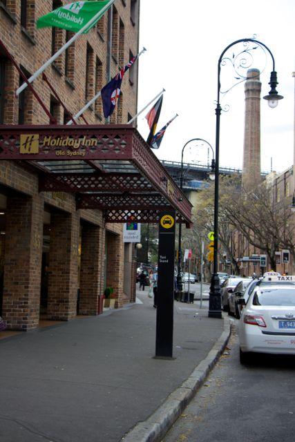 Holiday Inn Old Sydney 1