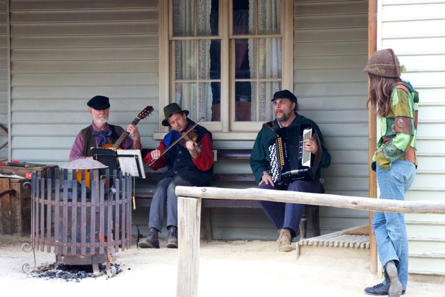 Sovereign Hill-music