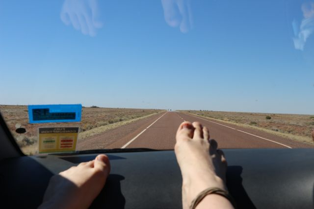 Outback road trip