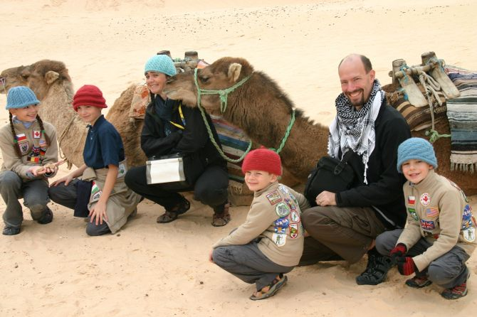 Camels for Christmas