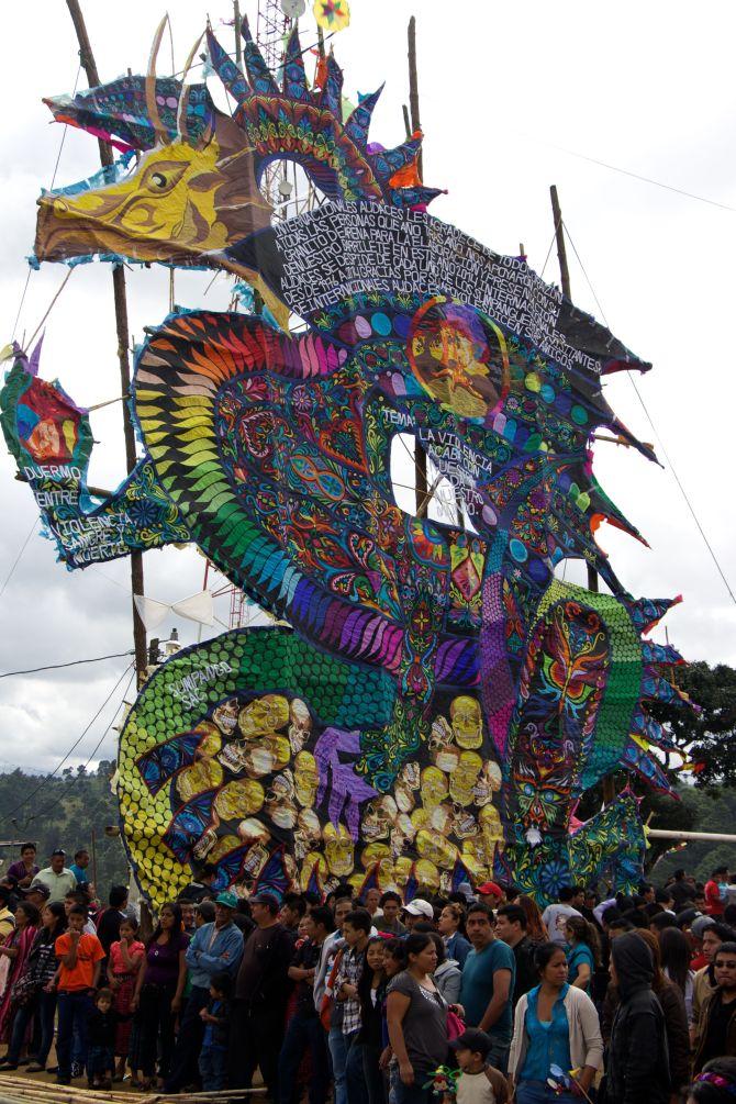 Sumpango Giant Kite Festival 84