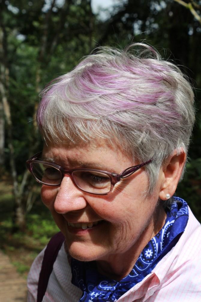Purple grammy
