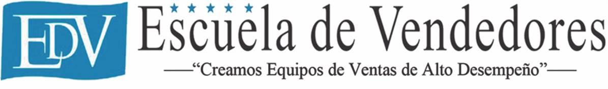 EDV Escuela de Vendedores