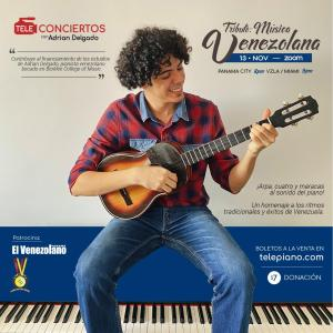 Teleconciertos: Tributo a la Música venezolana
