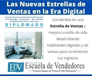 Diplomado Las Nuevas Estrellas de Ventas en la Era Digital
