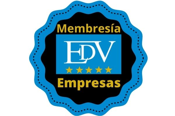Membresía EDV Empresas 600 x 400