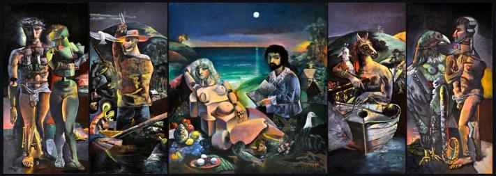 Art-Book, Artists, Art, Paintings, Modern-Art, Painter, American-Art, Italian-American, St.Louis, Contemporary-Art, New-Art