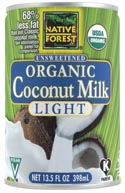 Organic Coconut Milk Recipe