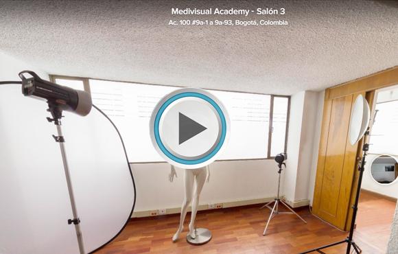 TOUR VIRTUAL 360°  Medivisual Academy