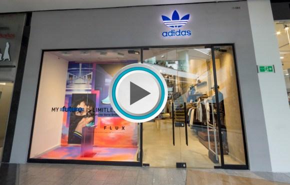 TOUR VIRTUAL 360° Tienda Adidas Original, Unicentro
