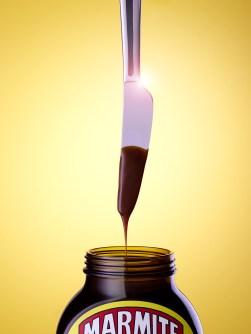 Marmite jar web copy