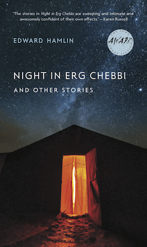 Night in Erg Chebbi
