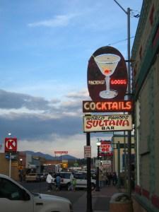 Route 66, Williams, AZ