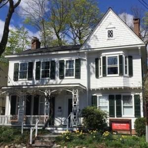 Edward Hopper's childhood home, Nyack, NY