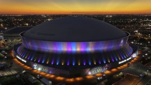 New Orleans Superdome, Blount, Inc.