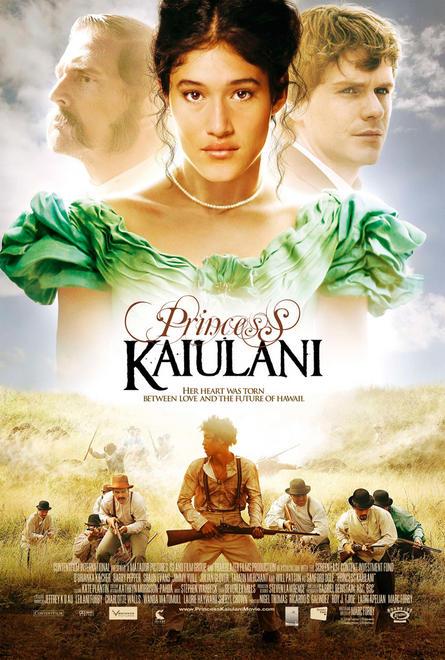 Princess Kaiulani Movie