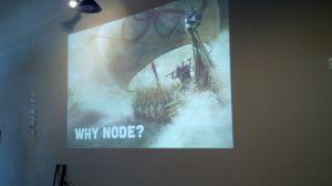 Why Node?