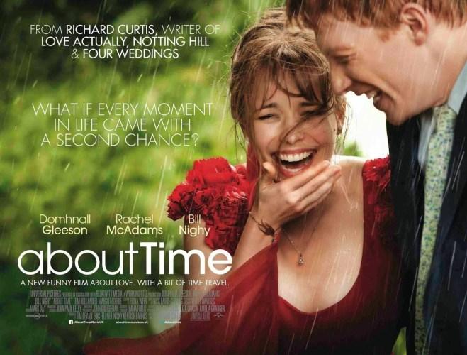 Lições que aprendi com o filme About time (Questão de tempo ...