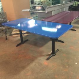 Edwards Equipment Sales Steel Fabricated Table Project 2