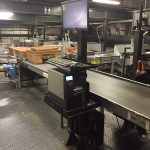 Edwards Equipment Sales Steel Fabrication Project for UPS SSLaw Contingency Stand