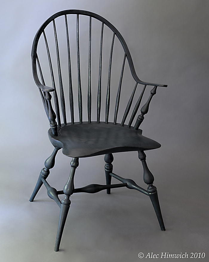 Windsor Chairs Were Popular In The 18th And 19 Centuries And Are Seeing A  Resurgence In