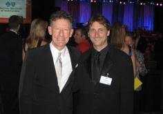 Ed and Lyle at Jimmy V Benefit