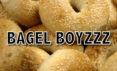 Bagel Boys Behind-the-Scenes