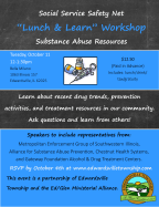 Lunch and Learn Substance Abuse