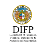 Missouri Department of Insurance, Financial Insitutions & Professional Registration Logo