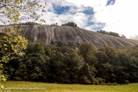 Stone Mountain and the Great Arch