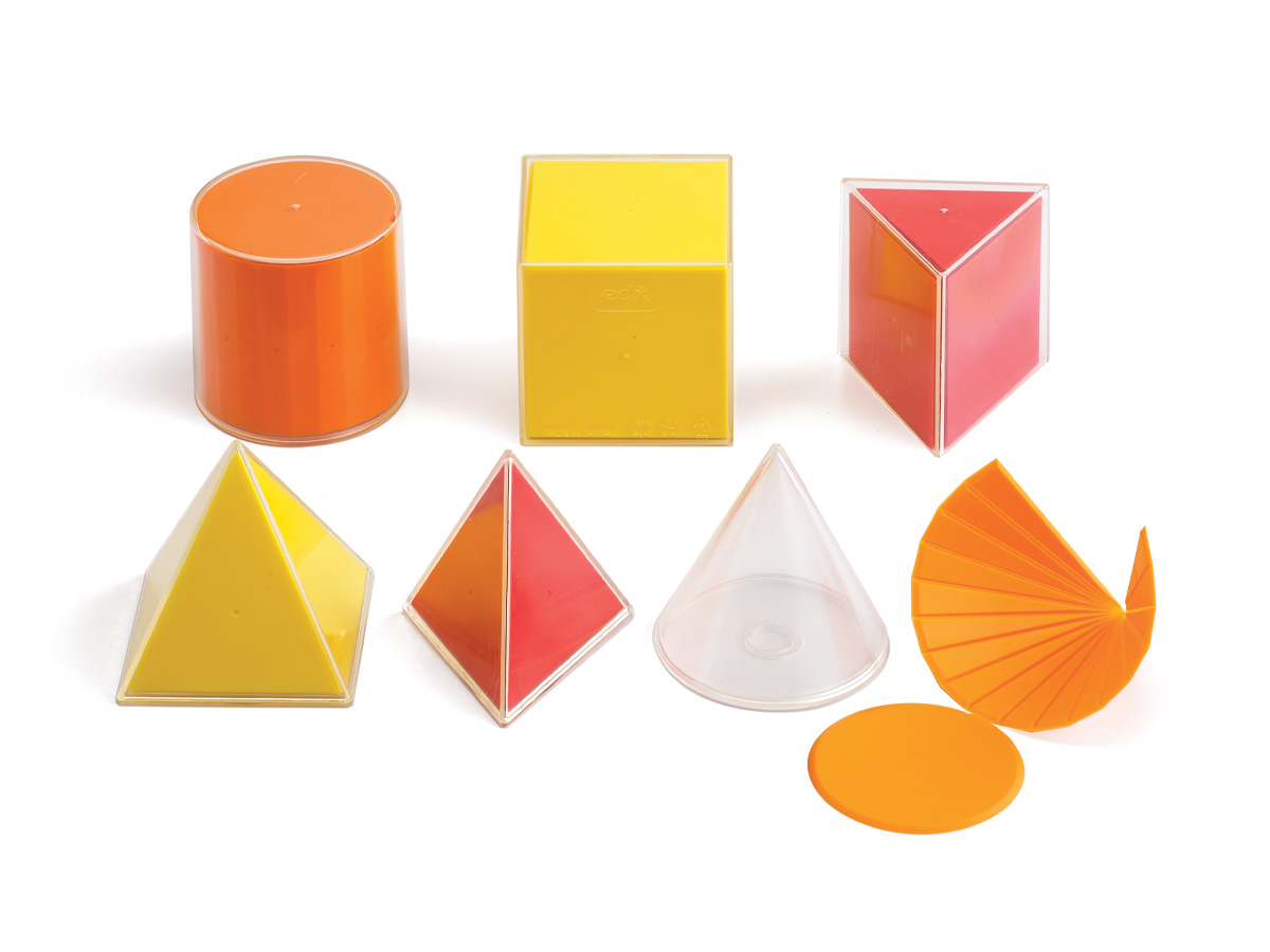 2d3d Geometric Solids