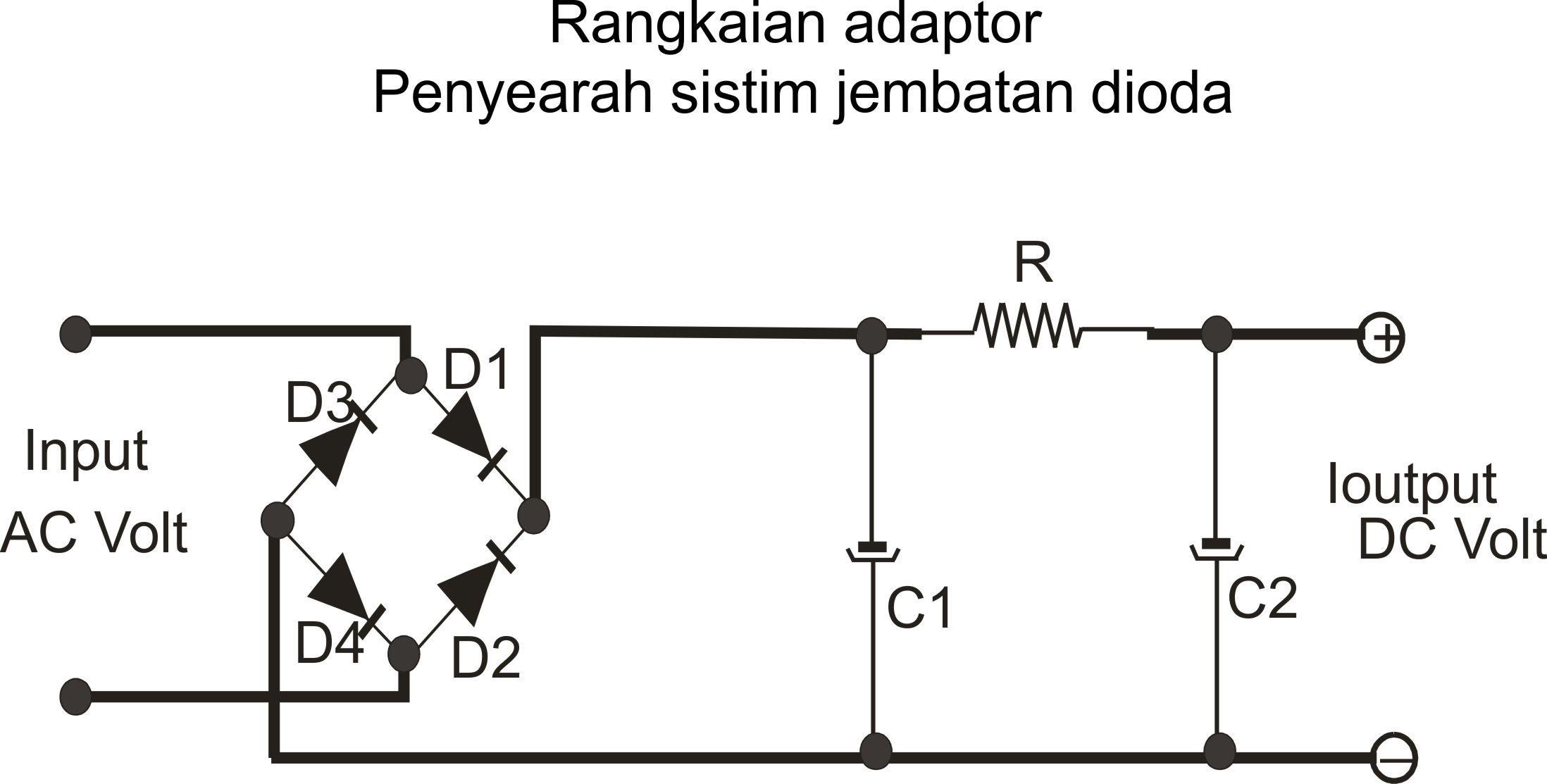 Gambar Gambar Rangkaian Elektronika