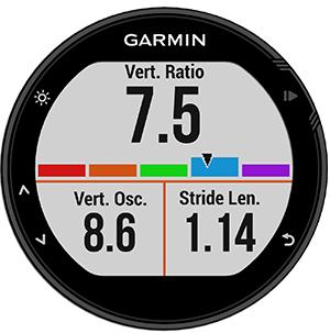 Garmin FORERUN735XT Forerunner 735XT Running Watch - Black 2