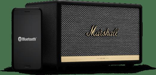 Marshall ACTONIIBTBLK Acton II Bluetooth Speaker - Black 3