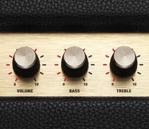 Marshall ACTONIIBTBLK Acton II Bluetooth Speaker - Black 5
