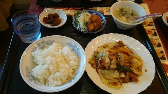 龍緑日替わり定食
