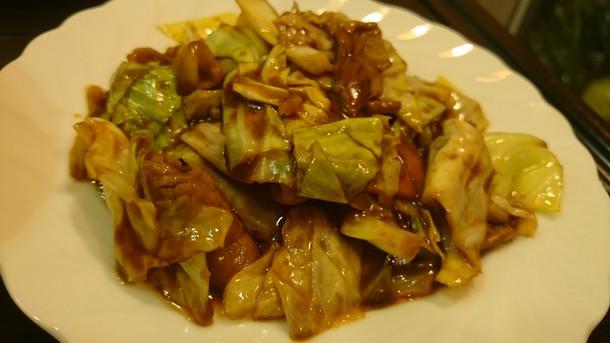 龍縁回鍋肉