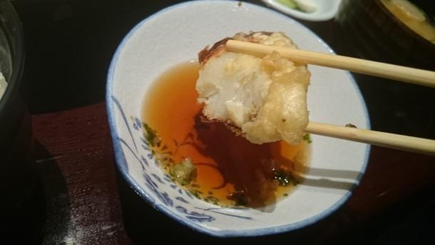 佐海屋旭ジャガイモ天ぷら