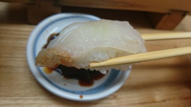 和歌寿司にぎり定食たい
