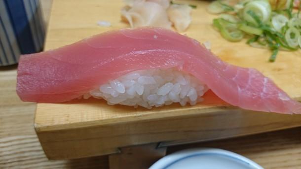 和歌寿司にぎり定食マグロ