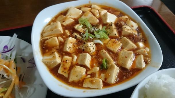 中華料理大福麻婆豆腐