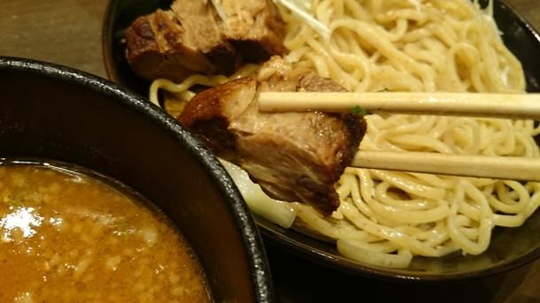濃度8つけ麺のチャーシュー