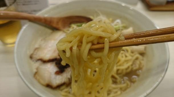 松坂豚らーめん麺
