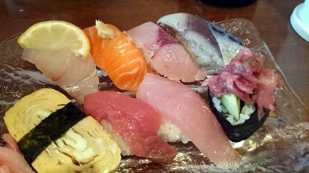 おの冨久 寿司