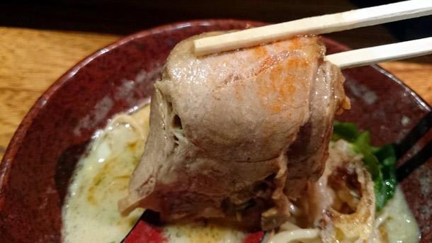 肉鶏炊いたん塩そばDXチャーシュー
