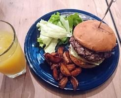THE BUTCHERハンバーガー