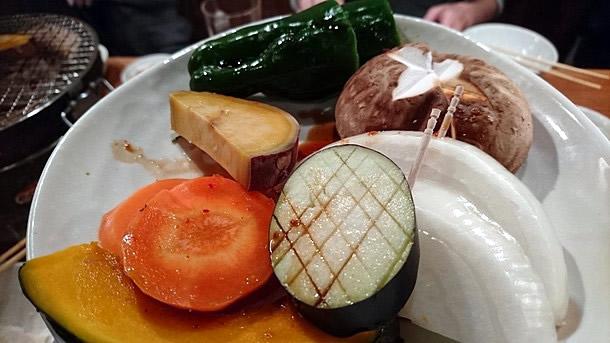 野菜盛り合わせ